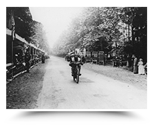 1914年には世界最高速記録を樹立