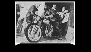 1934年にはさまざまなレースでの勝利