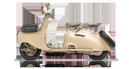 1953年には初のスクーターが登場